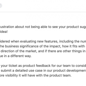 costum technical support email template  sample