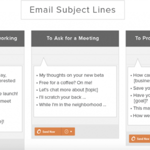 free meeting recap email template
