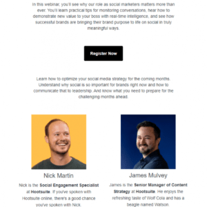 free webinar invitation email template  example