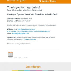 thank you for registering email template pdf