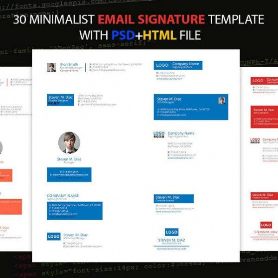best product promotion email template doc sample