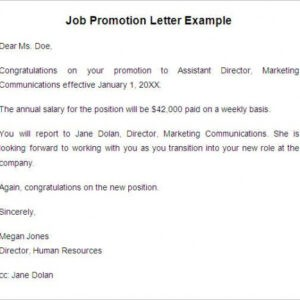 free business promotion email template word sample