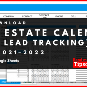 professional real estate lead email template
