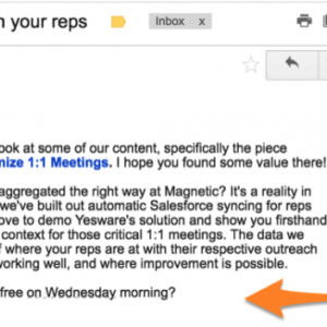 professional webinar follow up email template word example