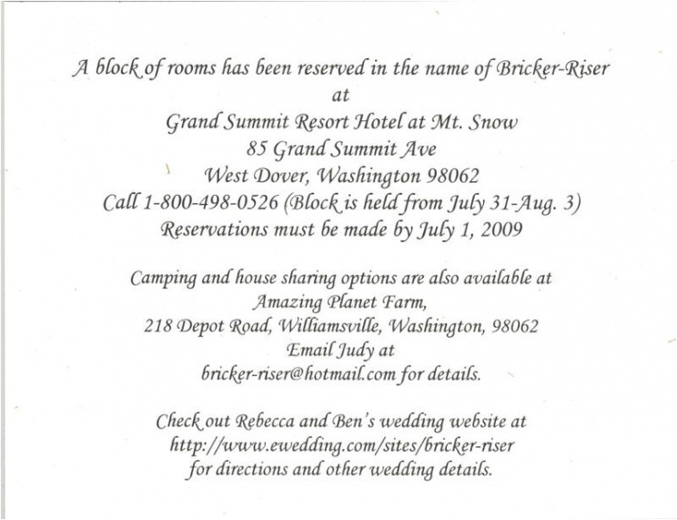 wedding announcement email template word example