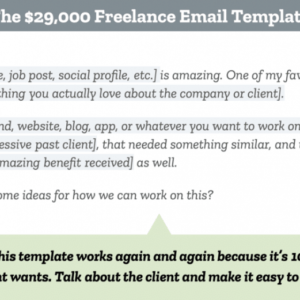 best cold email template for job doc sample