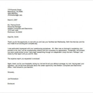 best interested in job email template doc