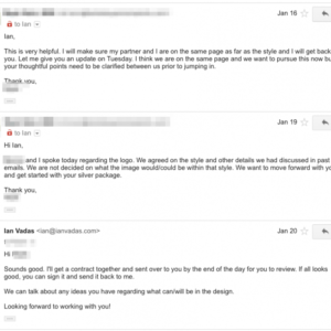 best quote follow up email template word example