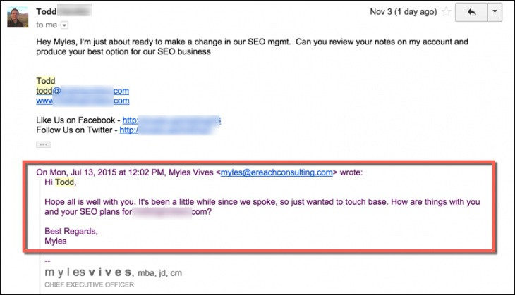 editable client follow up email template  example