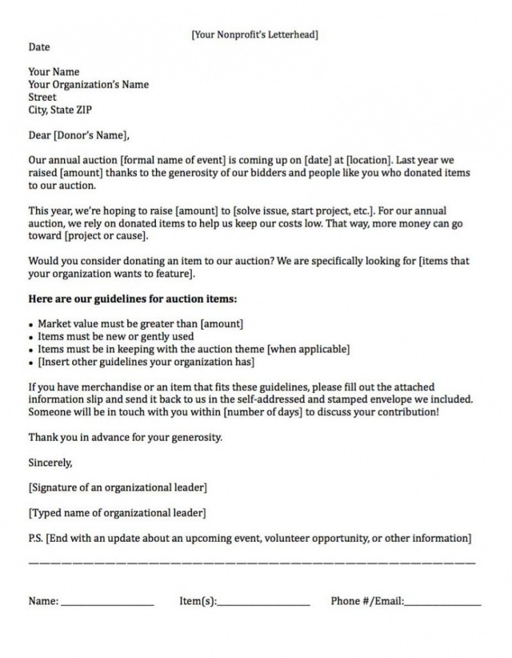 editable email asking for donations template  sample
