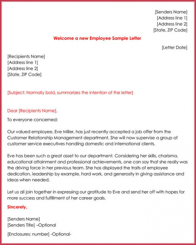 editable new employee orientation email template  example