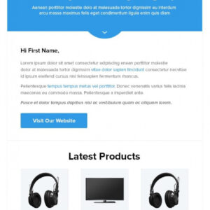 welcome to the company email template pdf