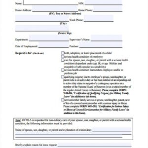 best annual leave request email template excel sample