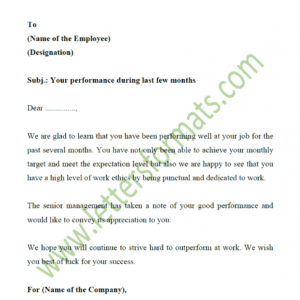 best employee appreciation day email template  example