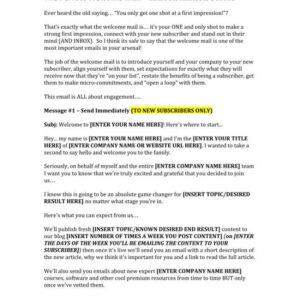 best welcome to the team email template doc sample