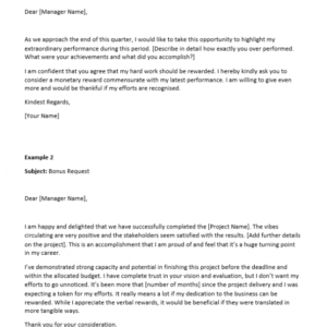 editable asking for a raise email template pdf