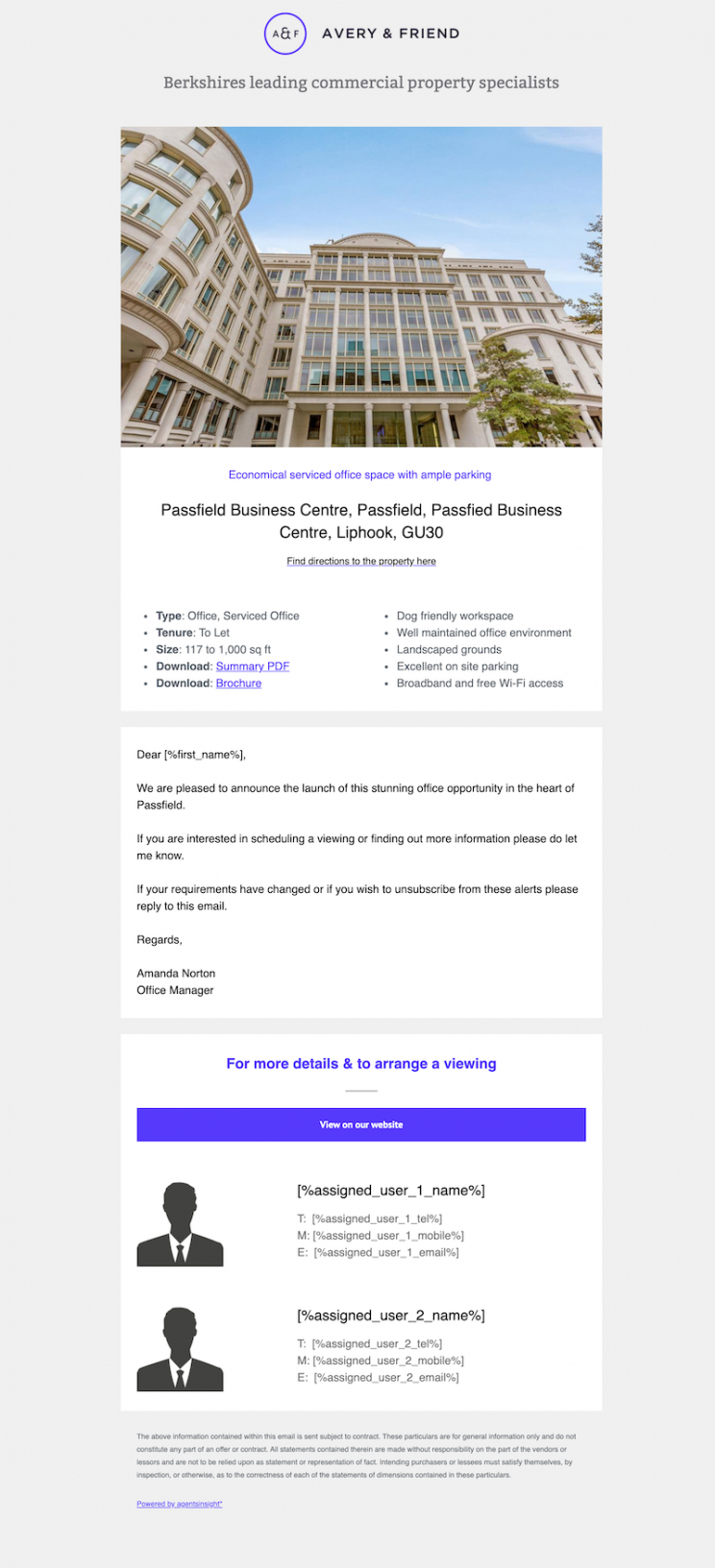 editable the amazing seller email template pdf