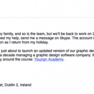 professional out of office email reply template word