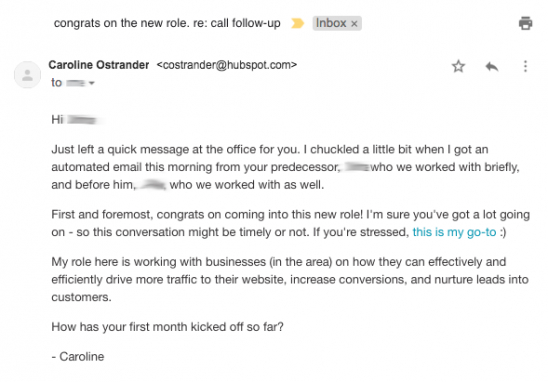 professional response to recruiter email template doc example