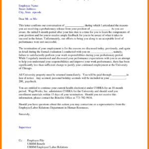 professional vacation request email template word